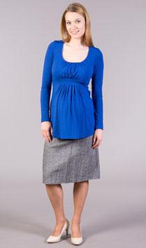 """Gregx Maternity Skirt """"Elwia"""" - Gray"""