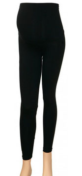 Gregx Maternity Leggings - Black