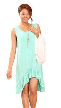 GMC Maternity Dress and Cardigan Sweater Set - AK001 Green