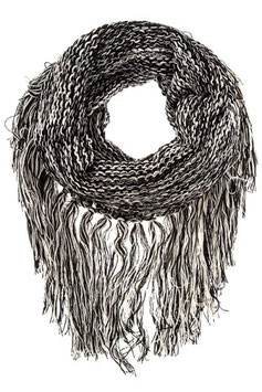 Scarf Style: 128746 Black