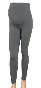 Gregx Maternity Leggings - Grey