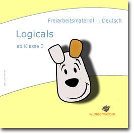 Logicals zu verschiedenen Themen für Klasse 3-4