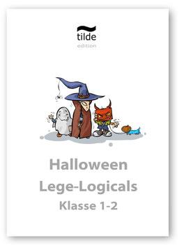 Halloween - Lege-Logicals - Lesegitter