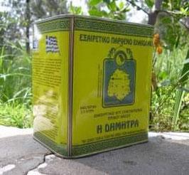 Dimitra Extra Virgin Olive Oil 2.5 l (biologisch)
