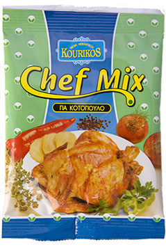 KOURIKOS Chef Mix For Chicken 50gr sachet
