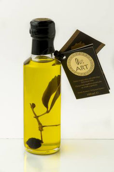OLIS - Extra Virgin Olive Oil with Olive Branch 100ml