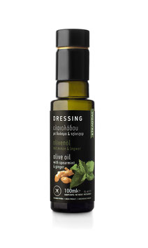 Kyklopas Fresh Fused Spearmint and Ginger 100ml