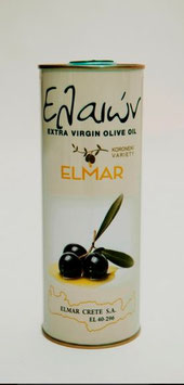 ELAION ELMAR - Extra Virgin Olive Oil 500ml (can)