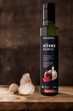 Kyklopas Fresh Fused Garlic 250 ml