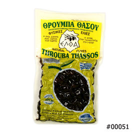 Sotiria Psaltou - Throuba Olives Thassou P.D.O. 500gr vaccuum