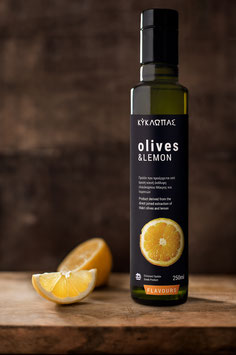 Kyklopas Fresh Fused Lemon 250ml