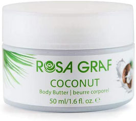 007978 ROSA GRAF Coconut Body Butter 50 ml