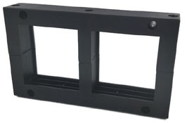FRAME for adaption of 2 inserts  XL large