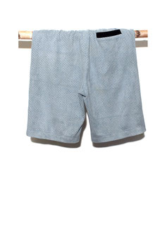 HYBRIS | Velours Shorts