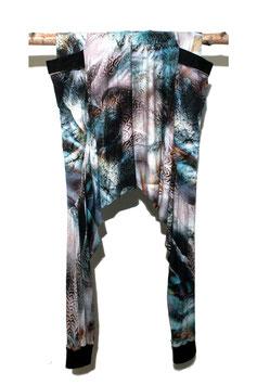 GARRULLUS   Loose-fit Harem Pants