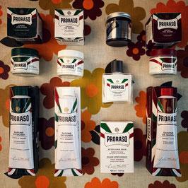 Proraso - la tradition du rasage à l'Italienne
