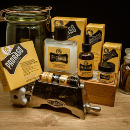 Coffret Wood & Spice - Proraso