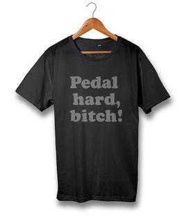 T Shirt Pedal hard / Classic