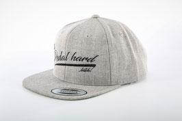 Pedal hard Snapback Cap