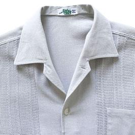Hemd Gr. M Herren Guayabera luftig Baumwolle langarm mit Taschen