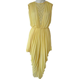 Overall VINTAGE hellgelb Sarouel Style 1960s S/M