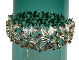 Armkette Bracelet silberfarben STAR 1960s