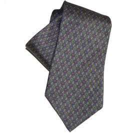 Krawatte VINTAGE Céline VINTAGE 1970s Seide