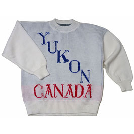 Pullover  Gr. XS/S/M YUKON Canada VINTAGE 1980s