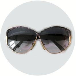 Sonnenbrille Polaroid Damen VINTAGE 1980s Made in Italy