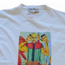 T-Shirt M/L Herren/Damen Jean Charles de Castelbajac