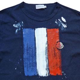 T-Shirt Gr. M/L Herren/Damen MONCLER marine