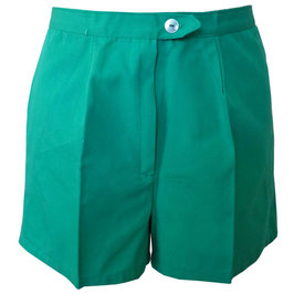 Shorts Gr. L VINTAGE 1970s grün