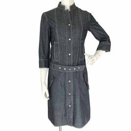 Kleid Jeanskleid Gr. XS JIL SANDER Designer Vintage 1990s
