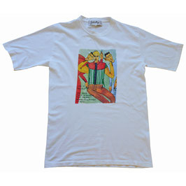T-Shirt Herren/Damen Jean Charles de Castelbajac