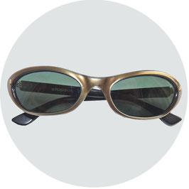 Sonnenbrille bronce 70s Vintage