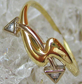 Goldringe Gold Ring Brillant Schmuck Brillant Ring Diamant Ring Designer Ring