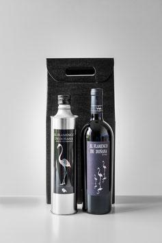 Olijfolie Picual & Vino El Tinto