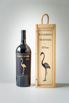 El Tinto (150cl) - Magnum in houten sierkist