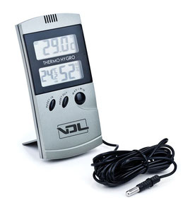 Thermo-Hygrometer mit Sonde