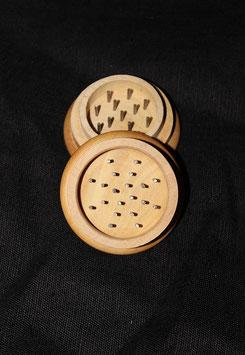 Holzgrinder rund