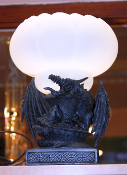 "Lampe ""Black Dragon"""