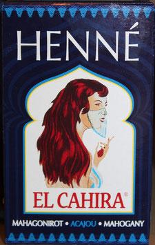 """Henna Haarfarbe """"Henné El Cahira Mahagoni"""""""
