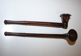 Holzpfeife Braun Mittel