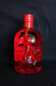 Red Chili Head Absinth