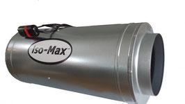 ISO-MAX 200mm 870m3/h mit 3-Stufen Schalter