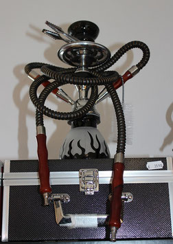 Shisha Waterpipe Double Hose Small