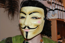 Anonymus Maske