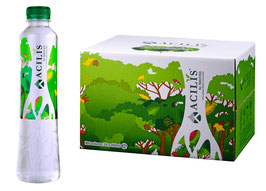 Acilis by Spritzer. 24 x 400 ml flesjes