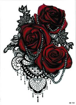 Rosen mit Kette