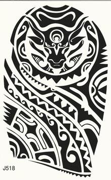 Maori Schulter